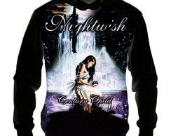 Blusa Moletom - Nightwish Century Child