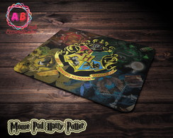 Mouse Pad Casas Harry Potter