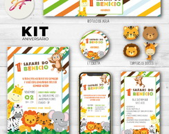 KIT DIGITAL | FESTA PERSONALIZADA