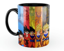 CANECA DRAGON BALL (GOKU)