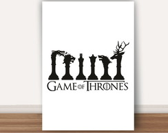 Poster Game of Thrones A4