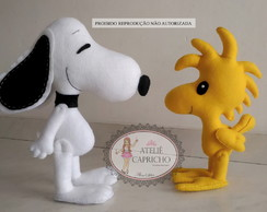 Kit Snoopy e Woodstock