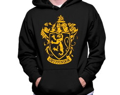Blusa Harry Potter Blusa Gryffindor Grifinoria Cinema Geek