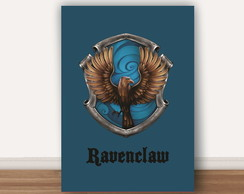 Poster Corvinal- Harry Potter A4