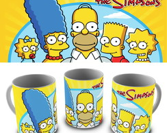 Caneca de Polímero The Simpsons