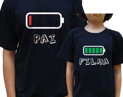 8bf86d60b0 Kit de Camisetas Ctrl C e Ctrl V no Elo7