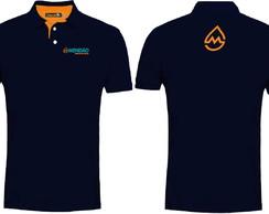 ... Camisa Polo Personalizada com Bordado bada68b79f6cd