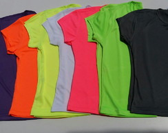 91fa750c74 ... baby look dry fit feminina fitness camiseta esportiva corrid