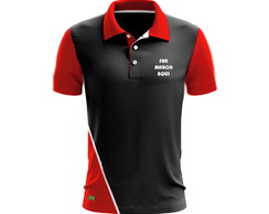 54c61ebf1 ... Camisa Camiseta pólo personalizada uniformes kit c  4 pçs