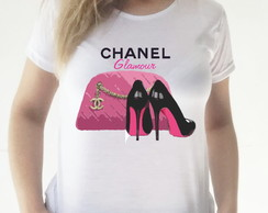 Baby look - Chanel Bolsa Shoes