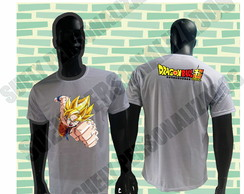 CAMISA DRAGON BALL SUPER #44 GOKU SUPER SAYAJIN