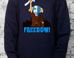 "Moletom Canguru ""Dobby Freedom"" Harry Potter"