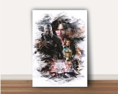 Poster The Witcher A4