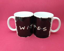 Caneca WITCHES (Friends)