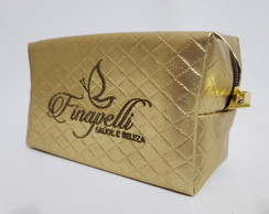 Necessaire Brinde Corporativo Bordado logotipo