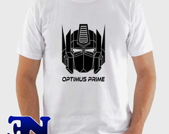 Camiseta - Optimus Prime - Transformers