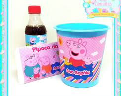 Kit Cineminha Peppa Pig