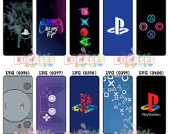 Capa Capinha Playstation Ps3 PS4 Ps One PSone