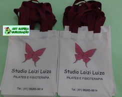 Eco Bag personalizada pilates