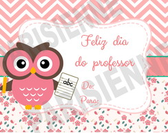 Tag Feliz dia do Professor