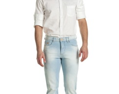 CALCA MASCULINA EMPORIO REGULAR SLIM 1574