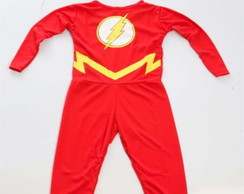 Fantasia Infantil Flash Longa