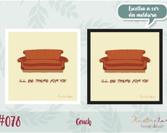 Quadros decorativos seriado friends