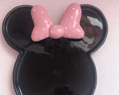 Doceira decorativa Minnie Rosa