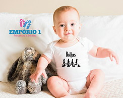 Body Personalizado Rock The Beatle s