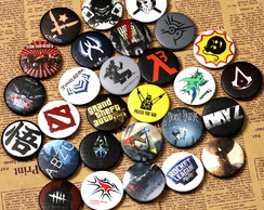 Botons / Buttons / Broches / Pins Personalizados 4,5cm