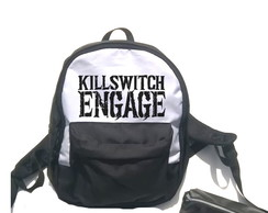 Mochila banda killswitch engage