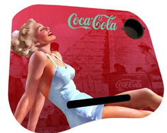 Porta Notebook CocaCola
