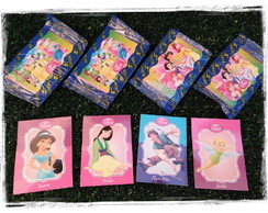 Cards Princesas Disney