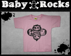 Camisetinha Hello Kitty