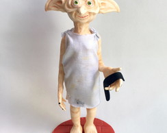 Dobby personagem Harry Potter biscuit