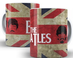 Caneca The Beatle Banda de Rock