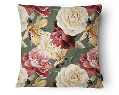 ALMOFADA HOME FLOWER-ESTAMPA 10
