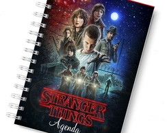 Agenda planner stranger things