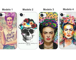 Capa Capinha case - Frida Kahlo - Galaxy Note 2 3 4 5