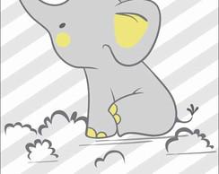desenho elefantes elo7