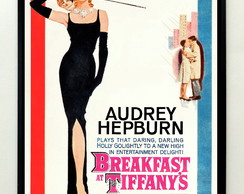 Quadro Breakfast At Tiffany's (Cartaz)