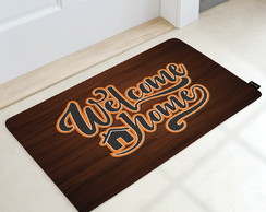 Tapete Decorativo 60x40cm Welcome Home