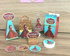 Kit Festa Anos Elena de Avalor