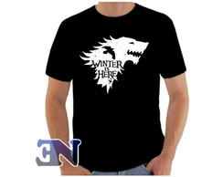 Camiseta Game of Thrones Winter is Here