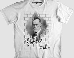 Camisa PUNK FREUD ON THE WALL