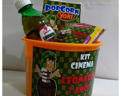 Kit Cinema Personalizado