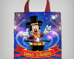 bolsinha circo do mickey 23x26