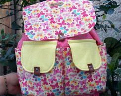 Mochila Happy Butterflies
