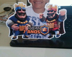 Display de mesa Clash Royale