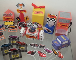 Kit Festa Hot Wheels